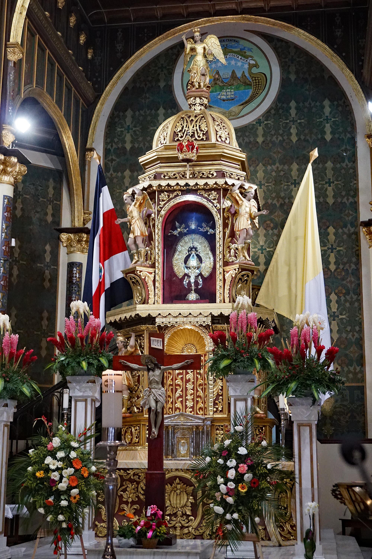 Basilica De Nuestra Senora De Los Angeles Hotel Reventazon